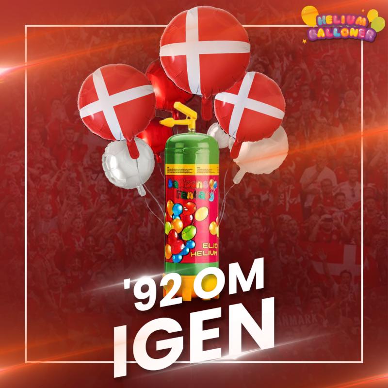 Danmark vinder i år