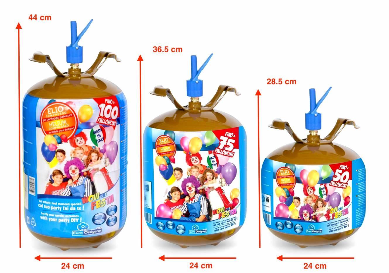 Billig helium heliumbeholder